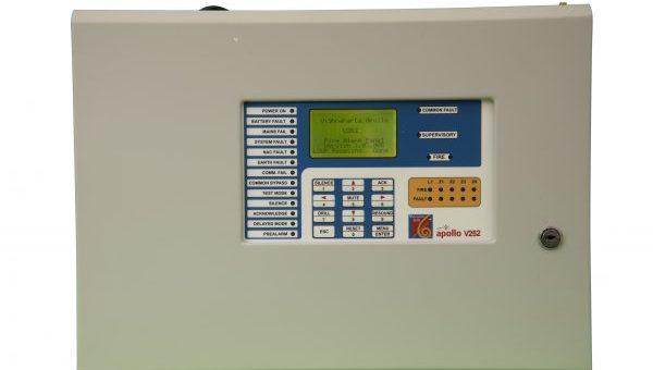 addressable fire alarm panel v.252