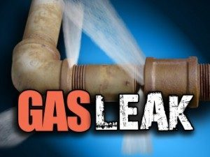 Gas-Leak